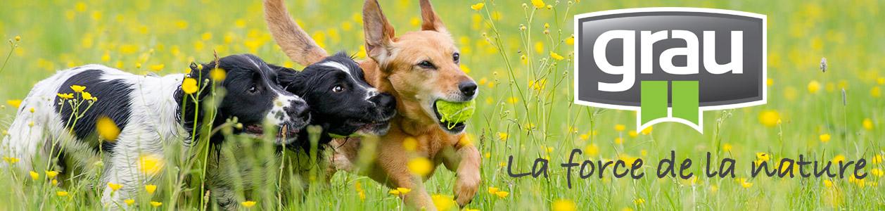 grau compléments naturels chiens