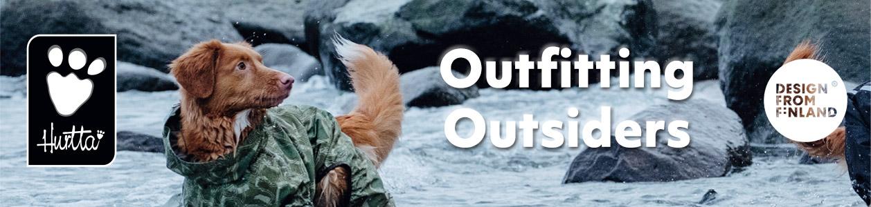 hurtta accessoires outdoor chiens